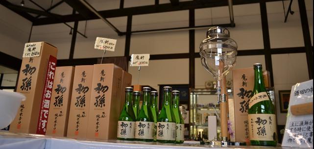 日本酒 初孫