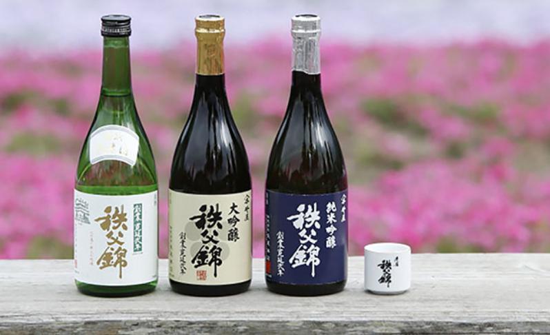 日本酒 秩父錦