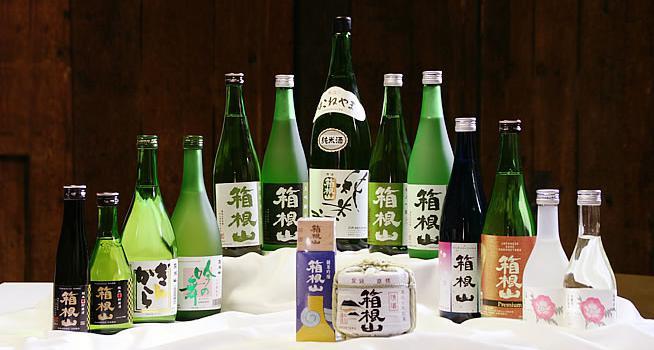 井上酒造の酒