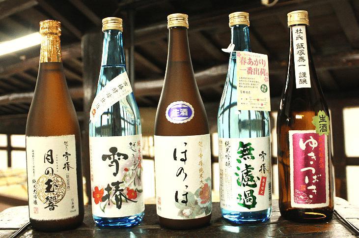 日本酒 雪椿